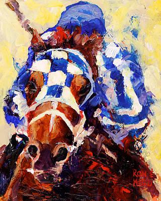 Belmont Stakes Prints