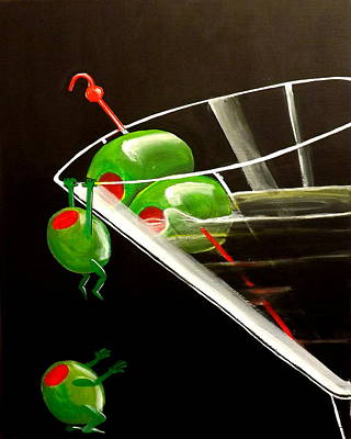 Fantasy Realistic Still Life Original Artwork