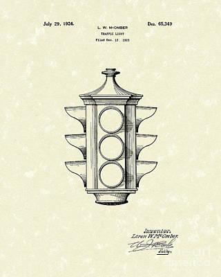 Traffic Light Drawings