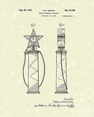 Designs Similar to Fluid Dispenser 1932 Patent Art