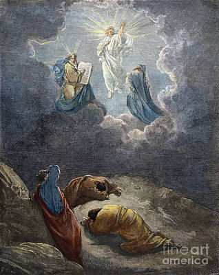 Designs Similar to Transfiguration by Gustave Dore