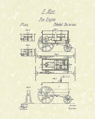 Emergency Vehicle Prints
