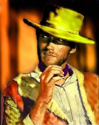 Nixo Clint Eastwood Prints