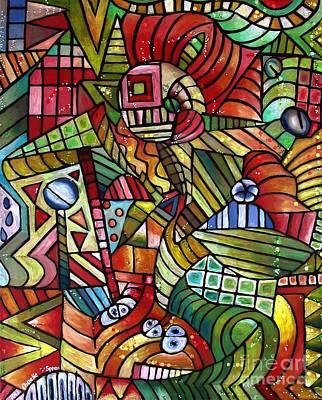 Biological Paintings Original Artwork