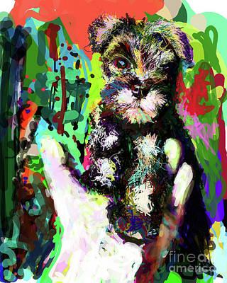 Temperament Digital Art Prints