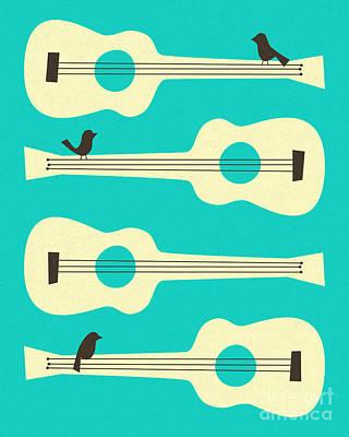Guitar Digital Art