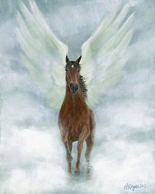 Race Horse Paintings