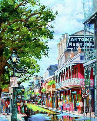 Louisiana Oil Paintings