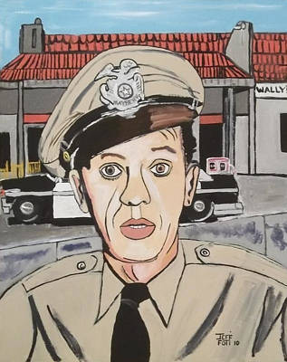 Designs Similar to Barney Fife by Jeffrey Foti