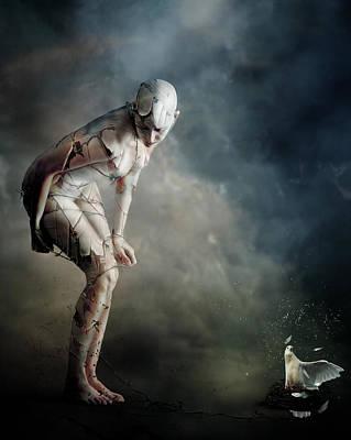 Wound Digital Art
