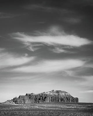 Designs Similar to Butte With Clouds