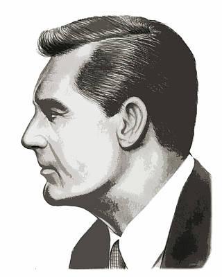 Cary Grant Art