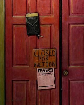 Austerity Paintings