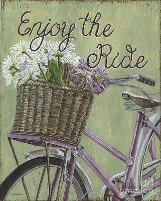 Vintage Bike Posters