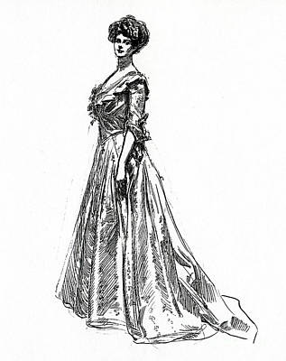 Designs Similar to Gibson Girl From 1902