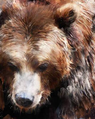 Designs Similar to Bear // Gold by Amy Hamilton