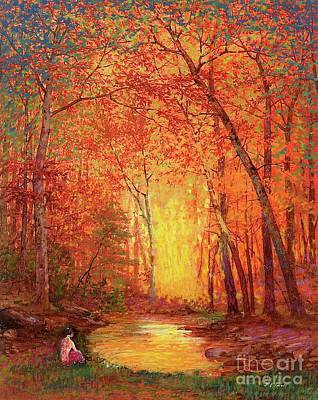 New England Fall Foliage Paintings