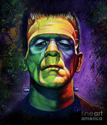 Universal Monsters Prints