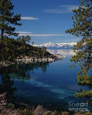Designs Similar to Lake Tahoe Smooth by Vance Fox