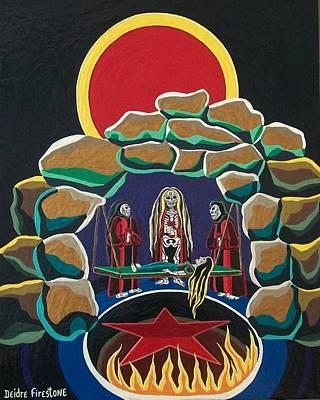 Pentagram work Paintings