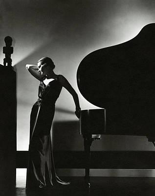 1930s Fashion Art
