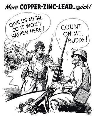 Wwii Propaganda Drawings