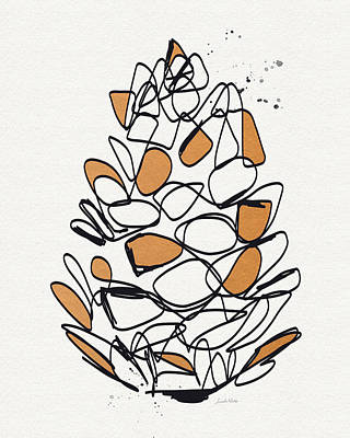 Designs Similar to Pine Cone- Art By Linda Woods