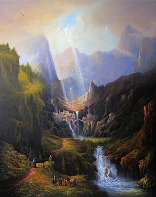 Aragorn Paintings
