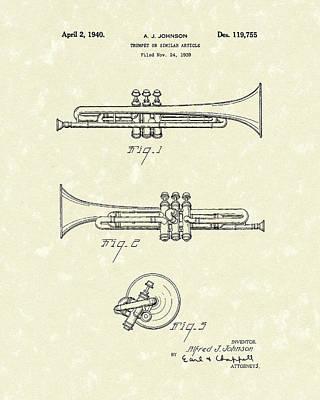 Trumpet Drawings