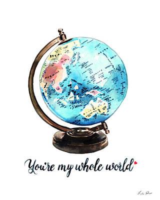 Globe Paintings