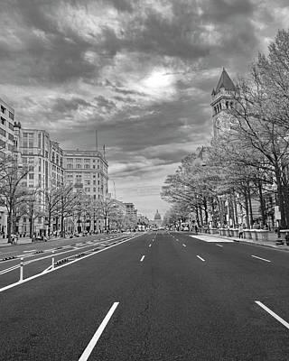Designs Similar to Dramatic Washington Cityscape
