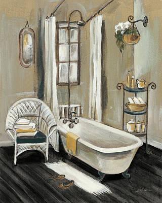 Designs Similar to French Bath II Black