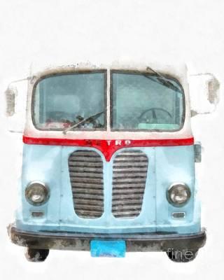 Designs Similar to Ice Cream Food Truck Metro Van