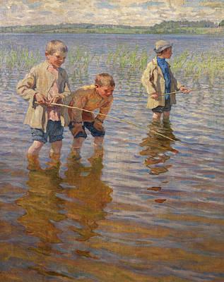 Designs Similar to Mid-day Fishing