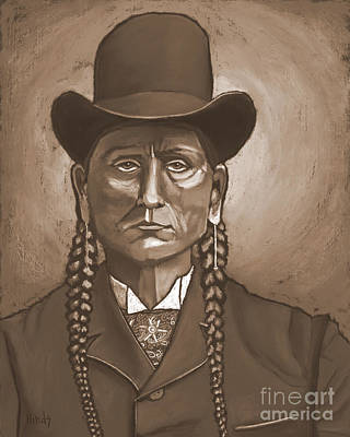 Designs Similar to Quanah Parker - Sepia