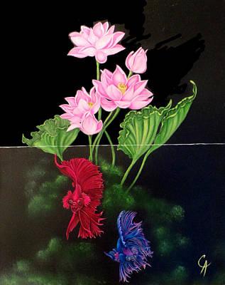 Designs Similar to Rumble Fish by Carol Avants