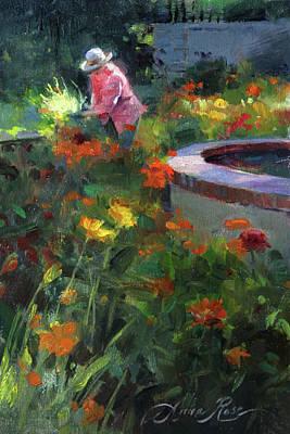 Botanic Gardens Original Artwork