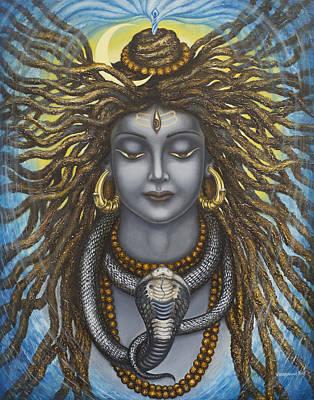 Rudraksha Art