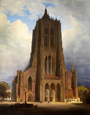 Ulm Minster Art Prints
