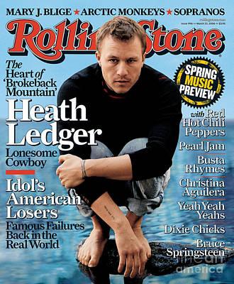 Heath Ledger Art