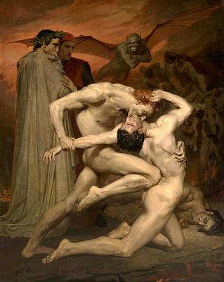 Hades Paintings