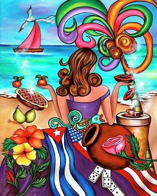 Cuban Paintings