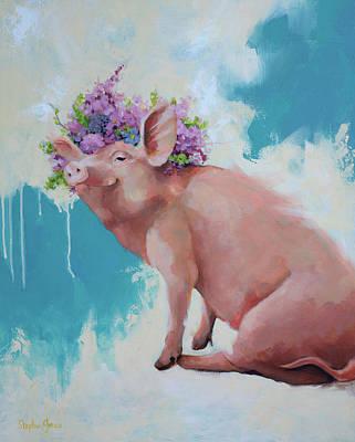 Farm Life Paintings