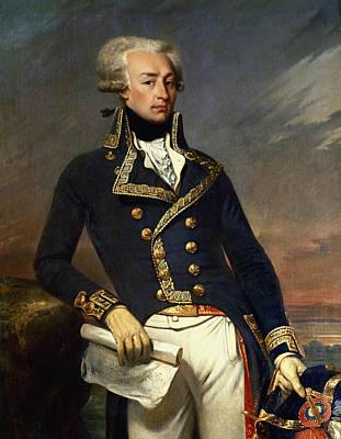Lafayette Paintings