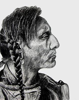 Indian Portrait Drawings