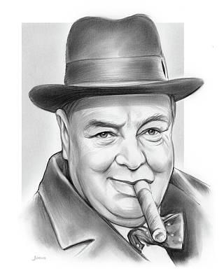 Churchill Drawings