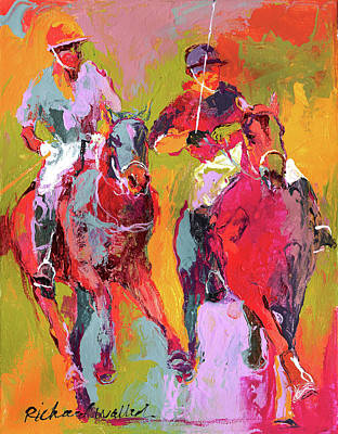 Polo Paintings