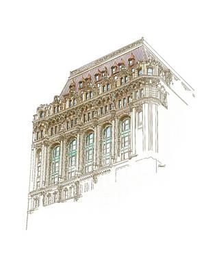 Historic Buildings Drawings