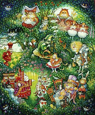 Fairy Land Paintings