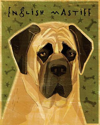 Mastiff Digital Art